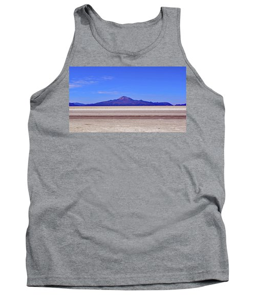Salar De Uyuni No. 222-1 Tank Top