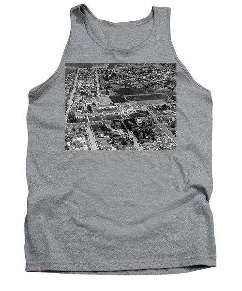 Salinas High School 726 S. Main Street, Salinas Circa 1950 Tank Top