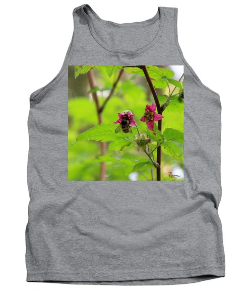Salmonberry Honey Tank Top