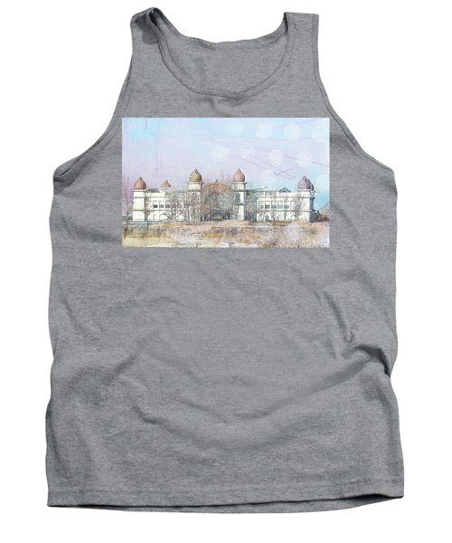 Tank Top featuring the photograph Salt Air by Cynthia Powell