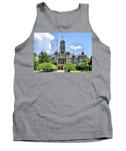Salt Lake City County Building Tank Top