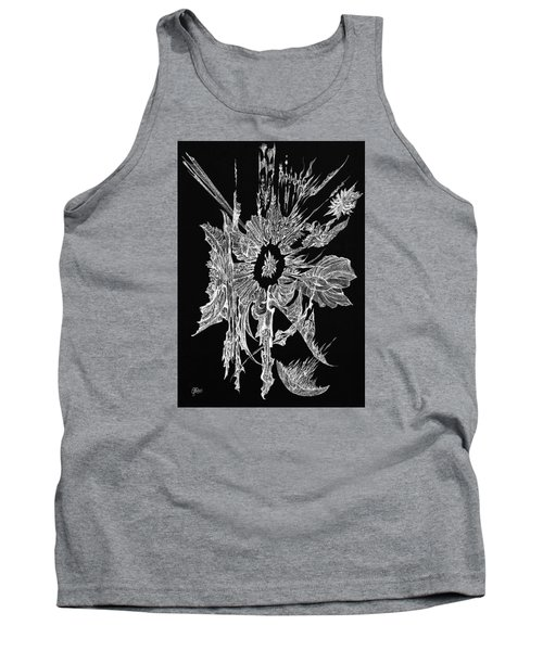 Salty Duscle Tank Top by Charles Cater