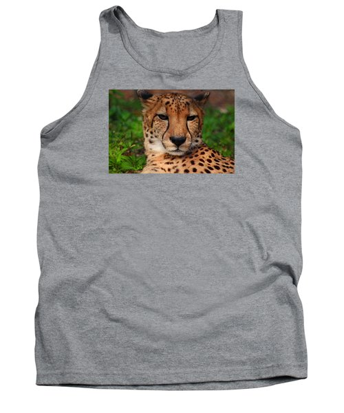 Tank Top featuring the photograph Samson by Michiale Schneider