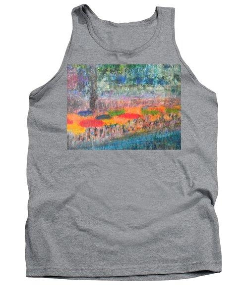 San Antonio By The River II Tank Top