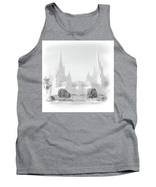 San Diego Lds Temple Tank Top
