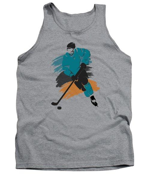 San Jose Sharks Player Shirt Tank Top