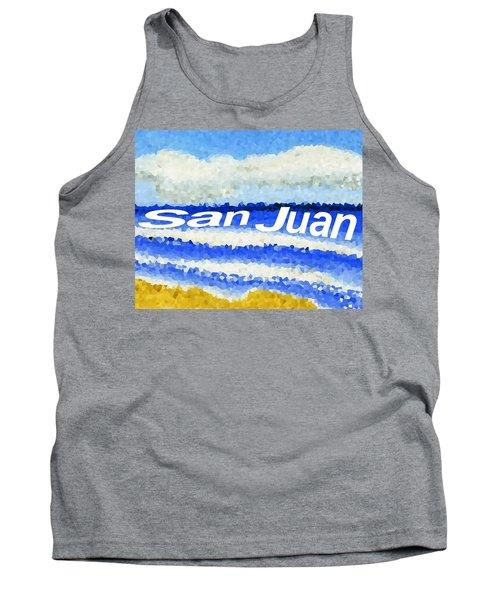 San Juan  Tank Top