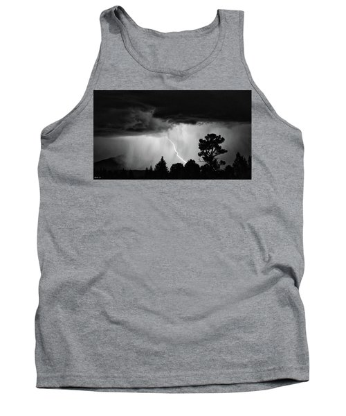 San Juan Strike Tank Top by Kevin Munro