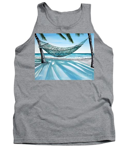 Sand And Shadows Tank Top