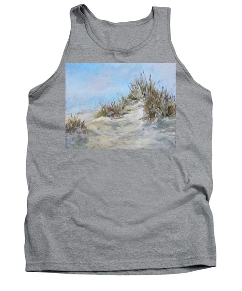Sand Dunes And Salty Air Tank Top by Barbara O'Toole
