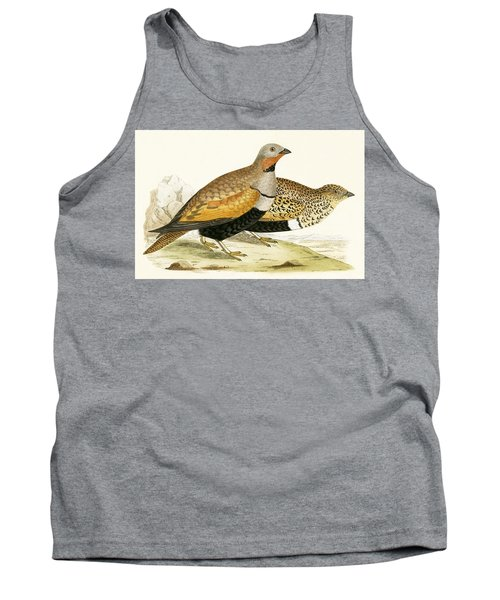 Sand Grouse Tank Top by English School