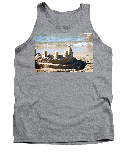 Sandcastle  Tank Top