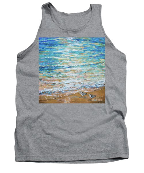 Sanderlings Tank Top