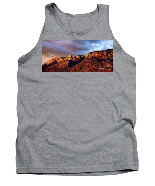 Tank Top featuring the photograph Sandia Beauty by Gina Savage