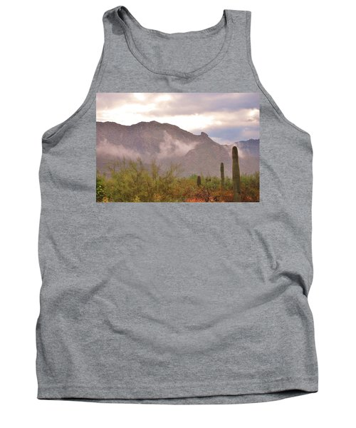 Santa Catalina Mountains II Tank Top
