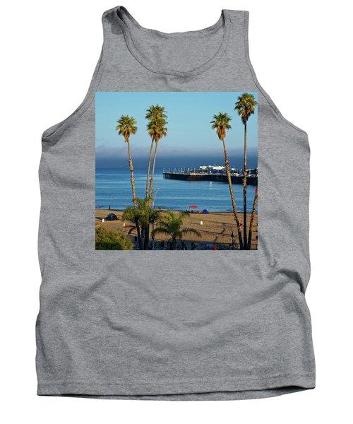 Santa Cruz Beach Tank Top