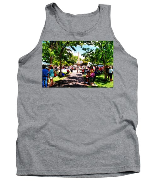 Santa Fe New Mexico Tank Top