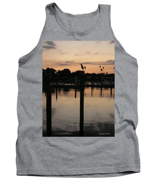 Sarasota Sunset1 Tank Top