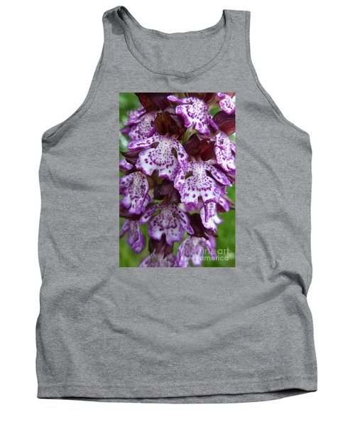 Savage Orchid 2 Tank Top by Jean Bernard Roussilhe