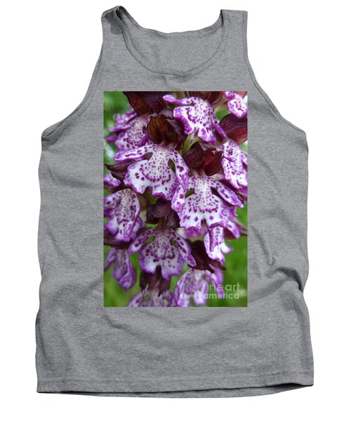 Savage Orchid 2 Tank Top