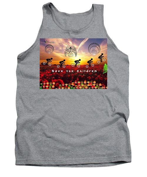 Save The Children Tank Top