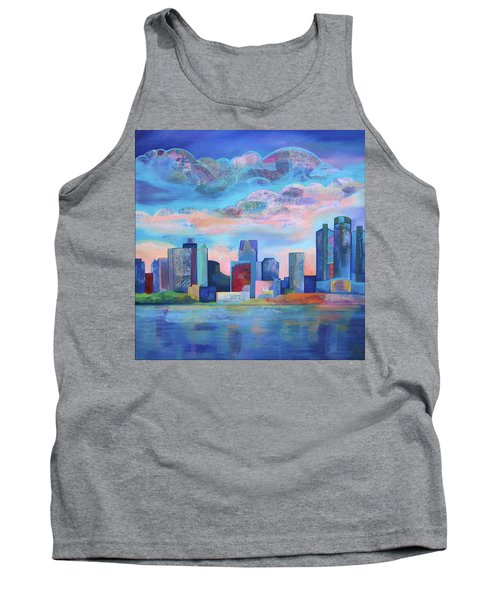 Say Nice Things About Detroit Tank Top