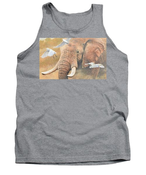 Scatter Tank Top