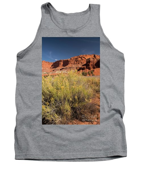 Scenery Capital Reef National Park Tank Top