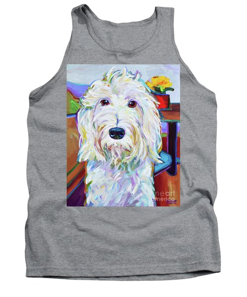 Schnoodle Tank Top by Robert Phelps