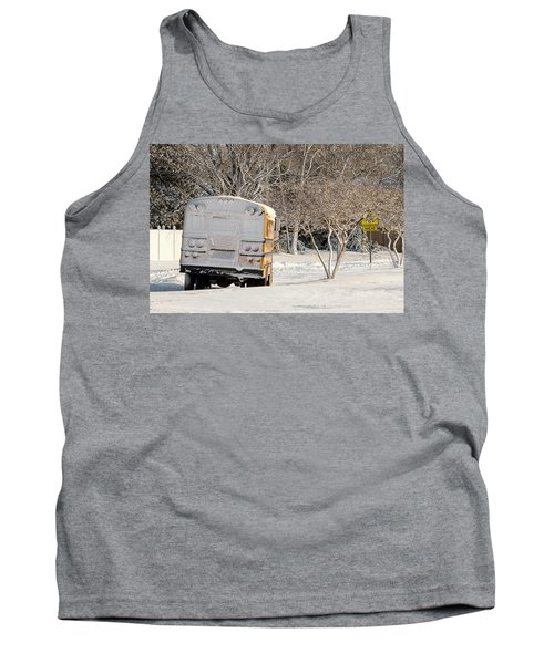 School Is Out Tank Top