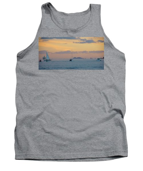 Sd Sumset 1 Tank Top