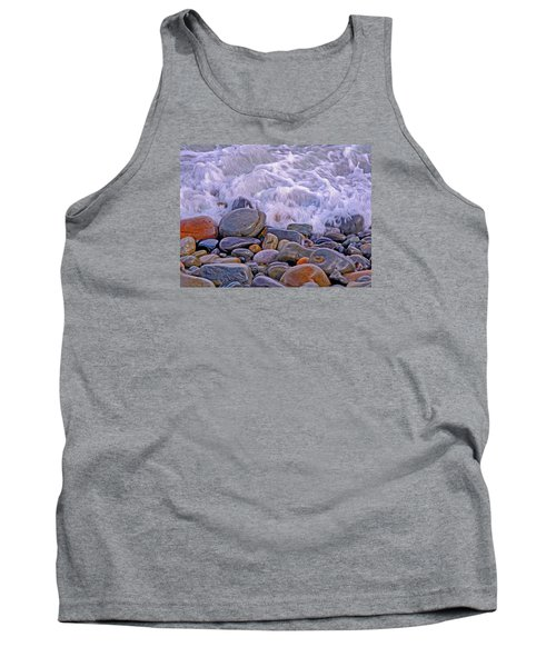 Sea Covers All  Tank Top