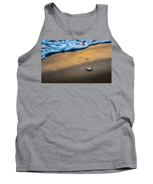 Sea Layers Of Colors Tank Top