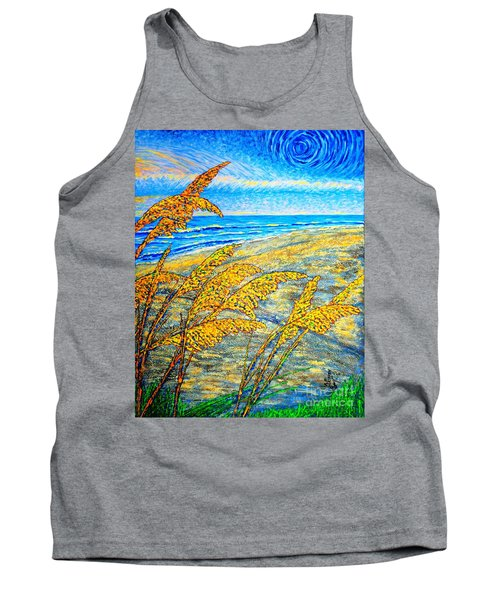 Sea Oats Dual#2 Tank Top