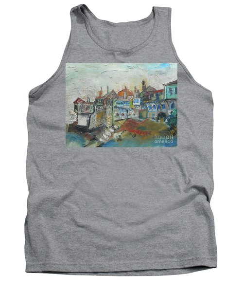 Sea Shore Village Tank Top