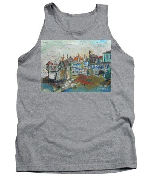 Sea Shore Village Tank Top
