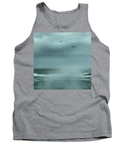 Sea Spray Tank Top