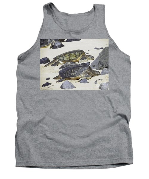 Sea Turtles Tank Top