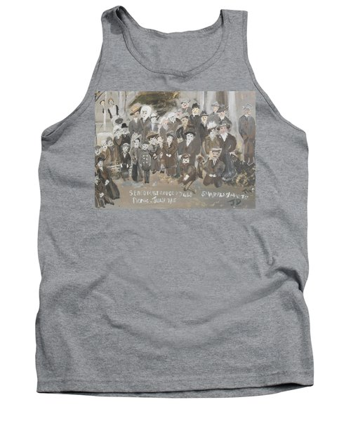 Seacombe Picnic Tank Top by Judith Desrosiers