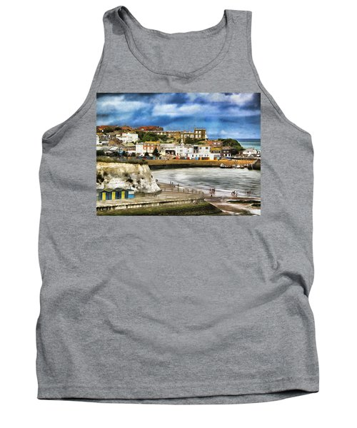 Seafront Broadstairs Kent Tank Top