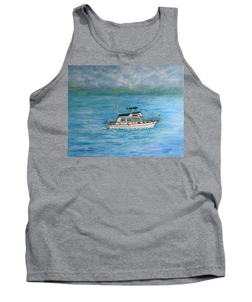 Seascape Tank Top