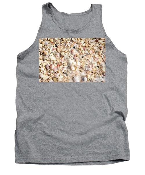 Seashells By The Seashore Tank Top