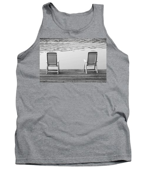 Seating For Two Tank Top