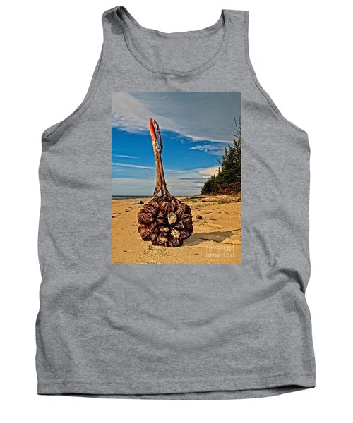 Seeds For The World Tank Top by Gary Bridger