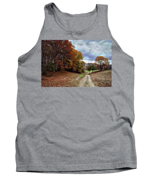 Seldom Traveled 0609 Tank Top by Michael Peychich