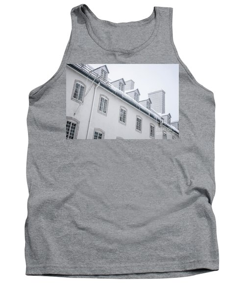 Seminary Of Quebec City In Old Town Tank Top