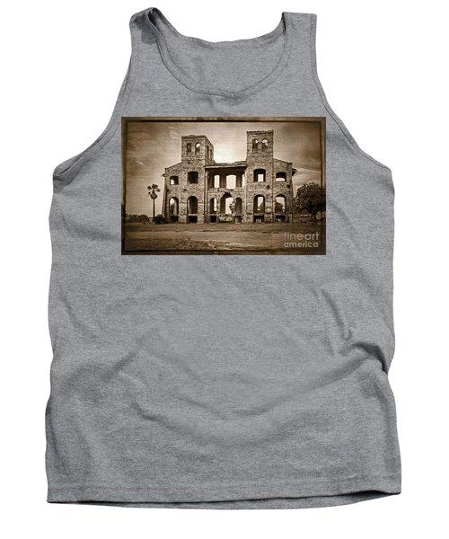 Seminary Ruins Tank Top