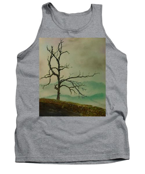 Sentinel Of The Shenandoah  Tank Top