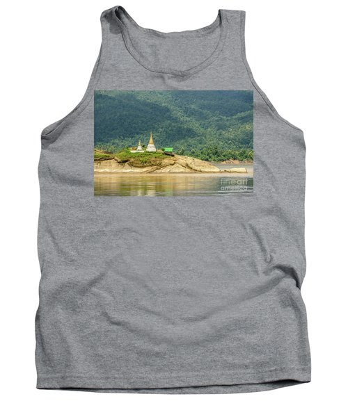 Tank Top featuring the photograph September by Werner Padarin