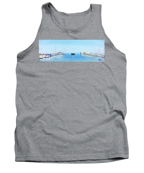 Serene Atlantic Highlands Marina Tank Top